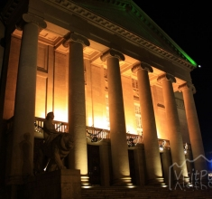 Teatr Wielki - iluminacja
