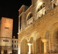 Zamek Cesarski - iluminacja