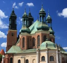 Widok na Katedrę od wschodu