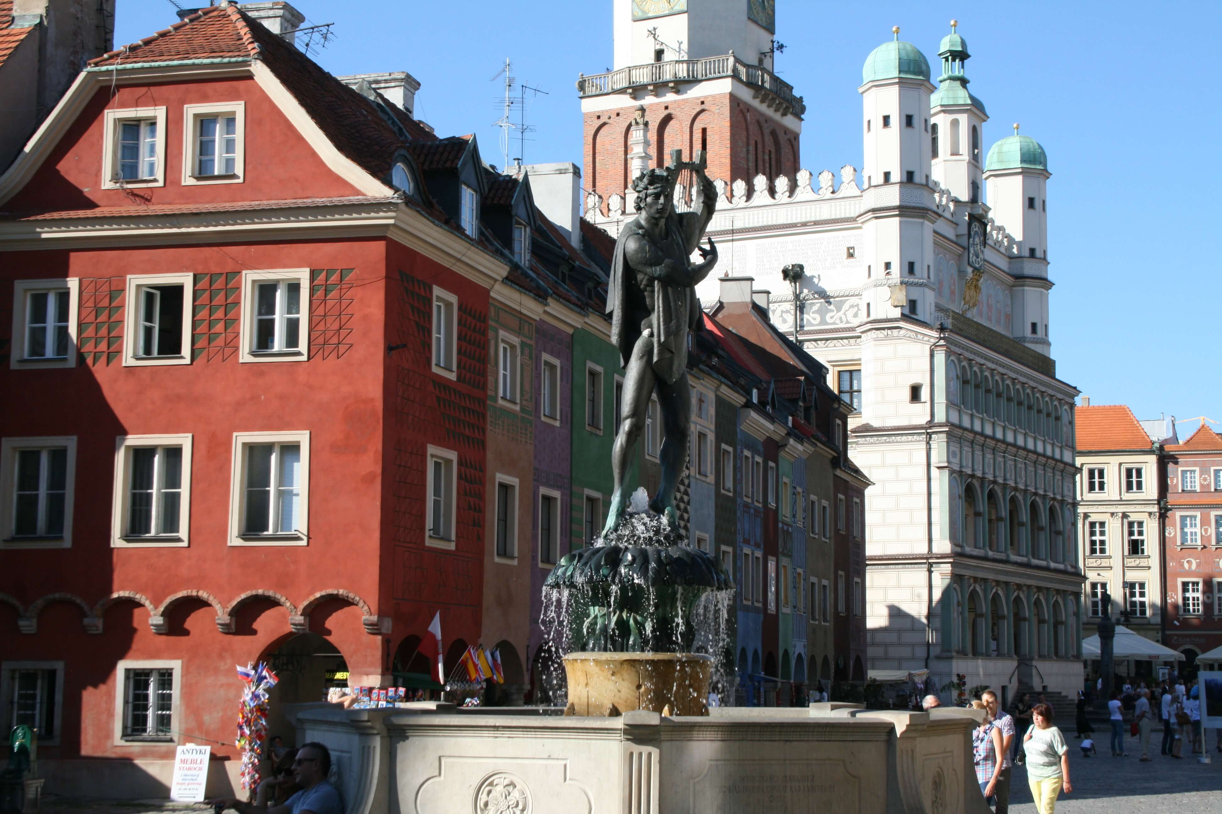 Poznań Atrakcje turystyczne - Stare Miasto