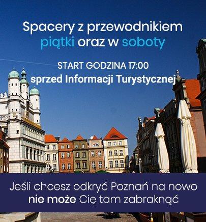 Spacery po Poznaniu
