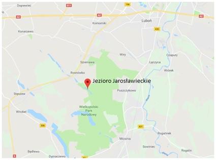 jezioro jarosławieckie dojazd