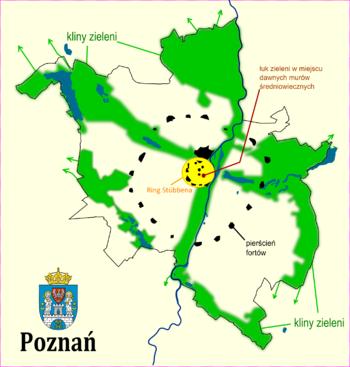 jeziora Poznań