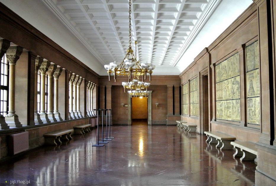 Wnętrze CK Zamek