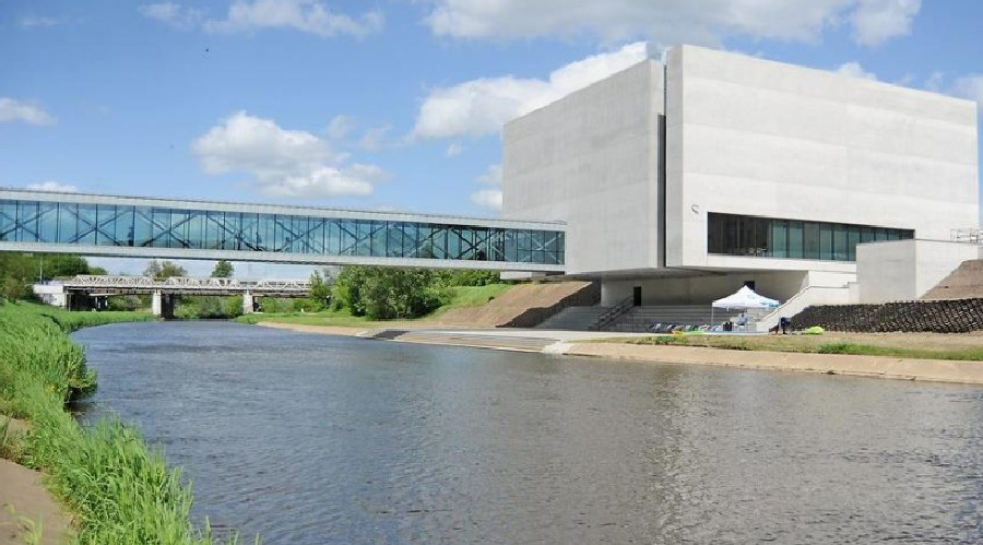 Brama Poznania Interaktywne Centrum Historii Ostrowa Tumskiego