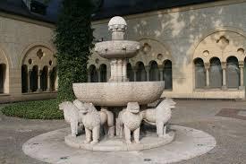 fontanna lwów Poznań