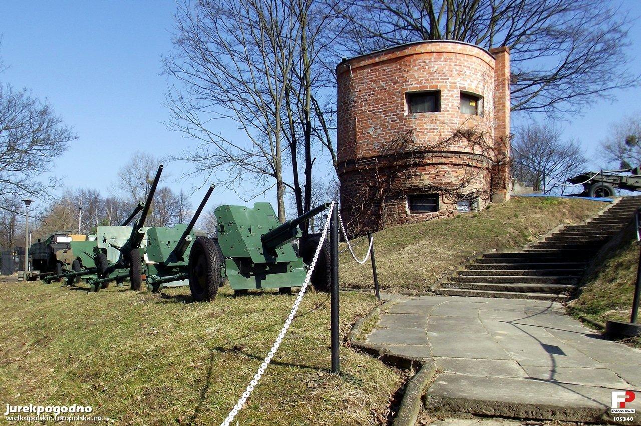 Poznańskie fortyfikacje