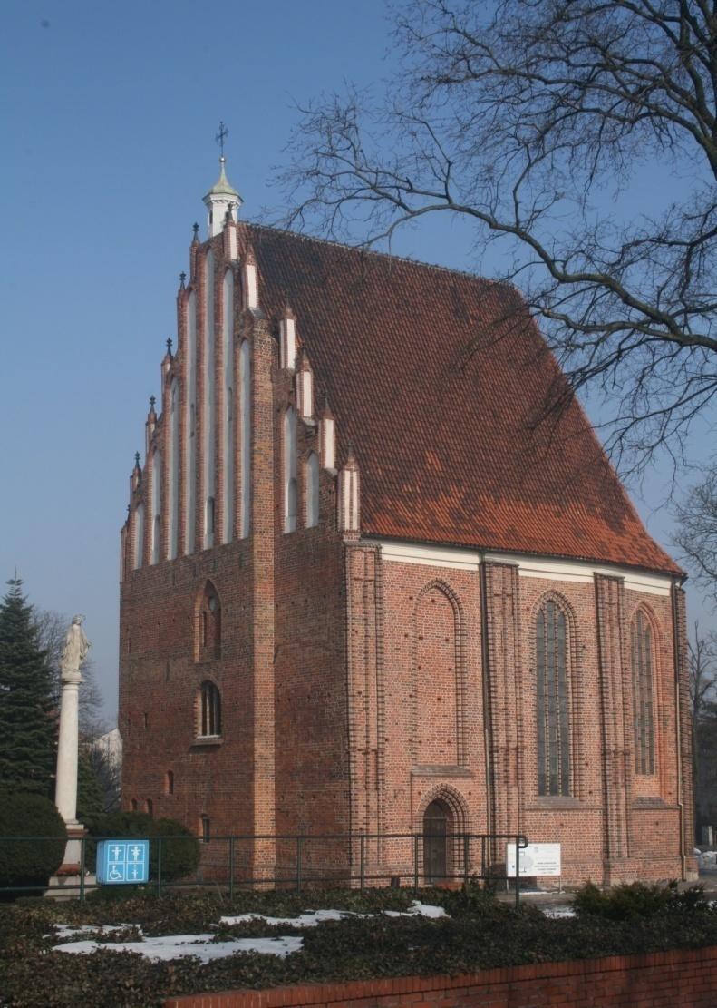 Kościół Najświętszej Maryi Panny In Summo